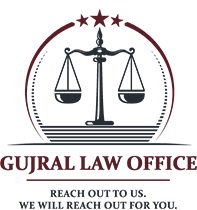 Gujral Law Office (now known as Gujral Law Professional Corporation) Logo